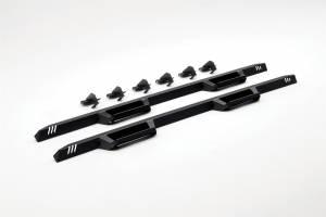 N-Fab EpYx-Cab Len (2 Steps)-07-18 Wrangler JK 2Dr-TX Blk EXJ072-TX