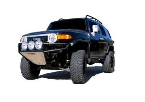 N-Fab - N-Fab Bumpers; RSP PreRunner Front Bumper; Gloss Black T063RSP-GB - Image 2