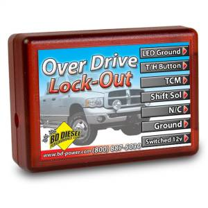 BD Diesel LockOut Overdrive Disable 1031350