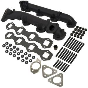 Exhaust Components - Exhaust Manifolds & Up-Pipes - BD Diesel - BD Diesel Exhaust Manifold Kit 1043008
