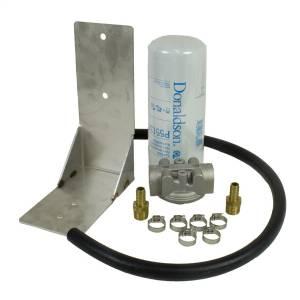 BD Diesel Remote Fuel Filter Kit 1050060