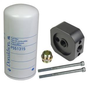 BD Diesel Flow-MaX Add-On Fuel Filter Kit 1050340-PFF