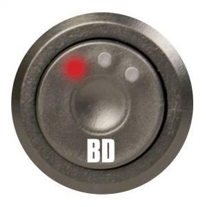 BD Diesel Throttle Sensitivity Booster Push Button Switch Kit 1057705