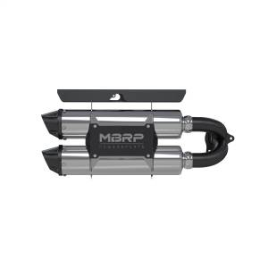 MBRP Exhaust Performance Series Single AT-9518PT