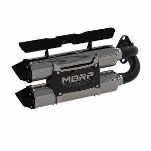 MBRP Exhaust Performance Series Single AT-9522PT