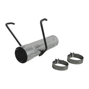 MBRP Exhaust Installer Series Single System Muffler Delete Pipe MDAL017