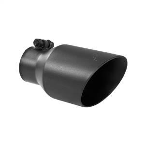 MBRP Exhaust Black Series Exhaust Tip T5123BLK