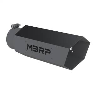 MBRP Exhaust Black Series Exhaust Tip T5165BLK