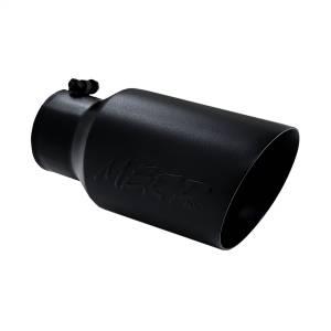 MBRP Exhaust Black Series Exhaust Tip T5072BLK