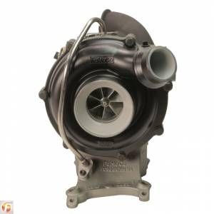 Engine & Performance - Turbo Upgrades - Fleece Performance - 2011-2016 6.7L Cab and Chassis Powerstroke 63mm FMW Cheetah Turbocharger Fleece Performance
