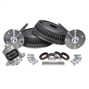 Uncategorized - Yukon Gear - Yukon Gear 5 Lug Conversion Kit YA G6369RACK-YDG-4