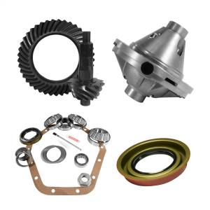 Yukon Gear 10.5in. GM 14 Bolt 4.88 Rear Ring/Pinion; Install Kit; 30 Spline Posi YGK2128
