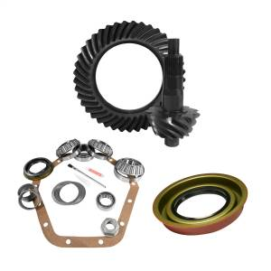 Yukon Gear 10.5in. GM 14 Bolt 4.56 Thick Rear Ring/Pinion and Install Kit YGK2121