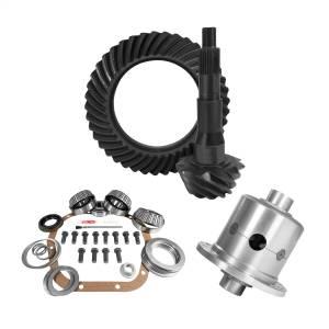 Yukon Gear 10.5in. Ford 4.56 Rear Ring/Pinion; Install Kit; 35 Spline Posi YGK2142