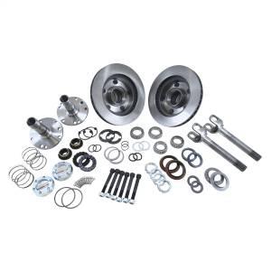 Service Kits - Locking Hub Conversion Kit - Yukon Gear - Yukon Gear Hub Conversion Kit YA WU-01