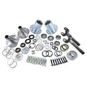 Yukon Gear Spin Free Locking Hub YA WU-10