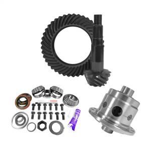 Yukon Gear 11.25in. Dana 80 4.56 Rear Ring/Pinion; Install Kit; 35 Spline Posi; 4.375in. BR YGK2183