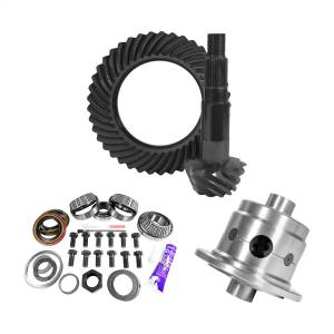 Yukon Gear 11.25in. Dana 80 3.73 Rear Ring/Pinion; Install Kit; 35 Spline Posi; 4.375in. BR YGK2179