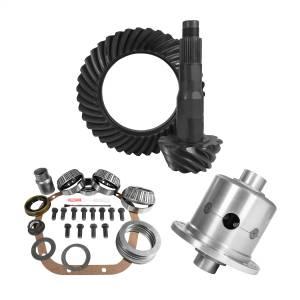 Yukon Gear 10.5in. Ford 3.73 Rear Ring/Pinion; Install Kit; 35 Spline Posi YGK2152