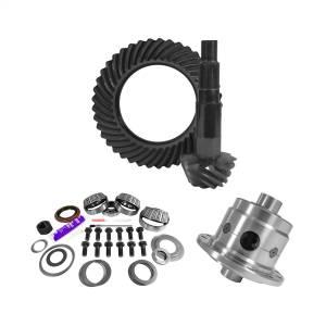 Yukon Gear 11.25in. Dana 80 4.56 Rear Ring/Pinion; Install Kit; 35 Spline Posi; 4.125in. BR YGK2169