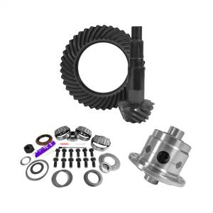 Yukon Gear 11.25in. Dana 80 4.30 Rear Ring/Pinion; Install Kit; 35 Spline Posi; 4.125in. BR YGK2168