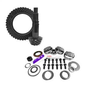 Yukon Gear 11.25in. Dana 80 4.11 Rear Ring/Pinion; Install Kit; 4.125in. OD Head Bearing YGK2160