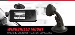 SCT Performance - SCT Performance BDX Magnetic Window Mount 30490