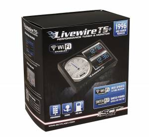 SCT Performance - SCT Performance LiveWire TS+ Performance Programmer And Monitor 5015P