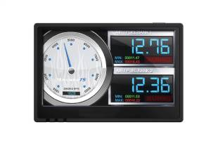 Instrument Panel - Electronic Multi Purpose Gauge - SCT Performance - SCT Performance Livewire Vision Performance Monitor 5015PWD
