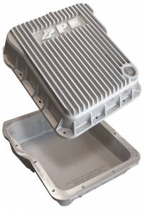 PPE STANDARD PROFILE ALUMINUM TRANSMISSION PAN - 2001-2019 GM 6.6L DURAMAX (EQUIPPED WITH ALLISON 1000 / 2000 / 2400)
