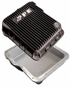 PPE - PPE STANDARD PROFILE ALUMINUM TRANSMISSION PAN - 2001-2019 GM 6.6L DURAMAX (EQUIPPED WITH ALLISON 1000 / 2000 / 2400) - Image 2