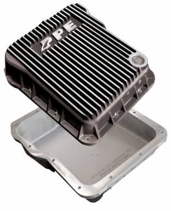 PPE - PPE STANDARD PROFILE ALUMINUM TRANSMISSION PAN - 2001-2019 GM 6.6L DURAMAX (EQUIPPED WITH ALLISON 1000 / 2000 / 2400) - Image 3