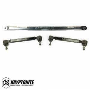 Kryptonite - SS Series Center Link Tie Rod Package 01-10 GM 2500Hd-3500