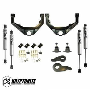 Kryptonite - STG3 Leveling Kit GM 01-10 (with fox shocks)
