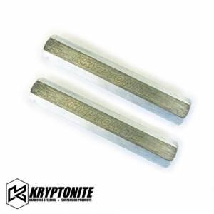 Kryptonite - Solid Steel Tie Rod Sleeves
