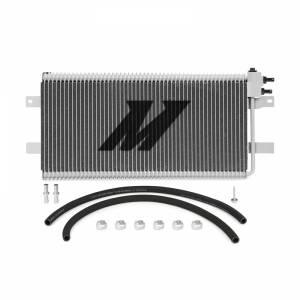 Mishimoto Dodge Ram 5.9L/6.7L Cummins Transmission Cooler, 2003-2009 MMTC-RAM-03SL