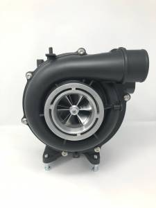 Turbo Upgrades - Wold Fabrication - Wold Fab - Quantum-Max 65mm VGT LLY/LBZ/LMM Turbo
