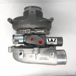 Wold Fab - Quantum-Max 65mm VGT LML Turbo New - Image 4