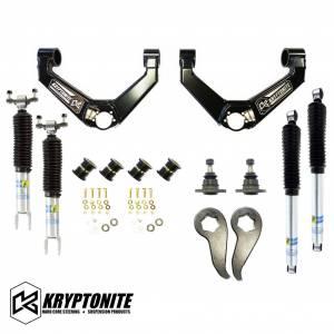 Kryptonite - STG3 Leveling Kit GM 11-19 (Bilstein Shocks)