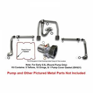 Bostech - Bostech HPOP Branch Tube Assembly O-Ring Repair Kit 03-04 6.0L - Image 2