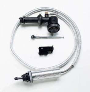 Manual Transmission Components - Clutch Hydraulic Unit - South Bend Clutch - South Bend Clutch Hydraulic Kit HYDX-F6.0-6.4