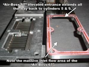 Glacier Diesel - Glacier Diesel Power '07.5-'12 DODGE RAM 6.7L AIR-BOSS GRID DELETE (PICKUP) - Image 3
