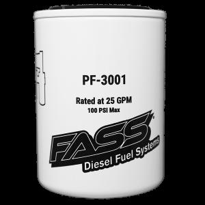 FASS - FASS Particulate Filter PF-3001 - Image 1