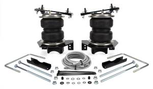 Air Lift LoadLifter 5000 Ultimate Plus with stainless steel air lines 89352