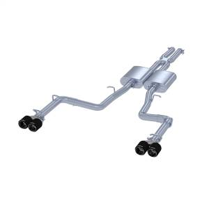 MBRP Exhaust Cat Back Performance Exhaust System S71113CF