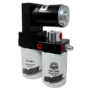 FASS TS C13 220G Titanium Series Lift Pump 220GPH Duramax 2017-2019
