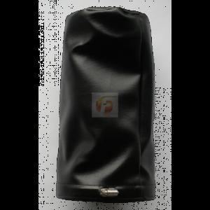 Exhaust Tips - Exhaust Pipe Rain Cap - Fleece Performance - Straight Cut Stack Cover 8 inch Fleece Performance