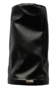 Exhaust Tips - Exhaust Pipe Rain Cap - Fleece Performance - Straight Cut Stack Cover 7 inch Fleece Performance