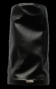 Exhaust Tips - Exhaust Pipe Rain Cap - Fleece Performance - Straight Cut Stack Cover 5 inch Fleece Performance