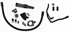 Hoses and Pipes - Engine Coolant Bypass Hose - Fleece Performance - Cummins Coolant Bypass Kit 2003-2005 Auto Trans Fleece Performance